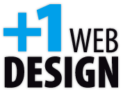 Logo Plus1 Webdesign Agentur Berlin
