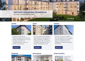 Drupal Website Entwicklung