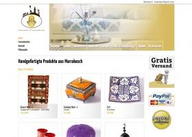 Gestaltung und Entwicklung des Onlineshop
