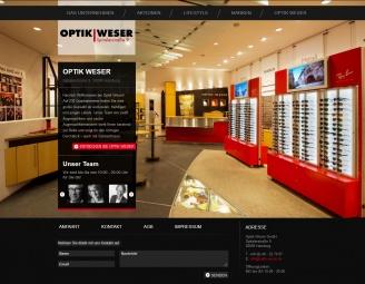 Webdesign Layout und Webentwicklung